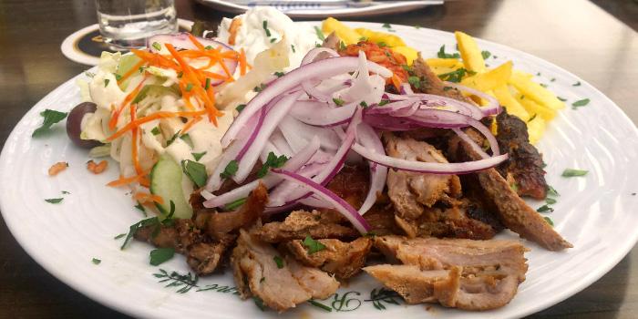 Restaurant Bad Segeberg - Gyrosteller vom Restaurant Rhodos